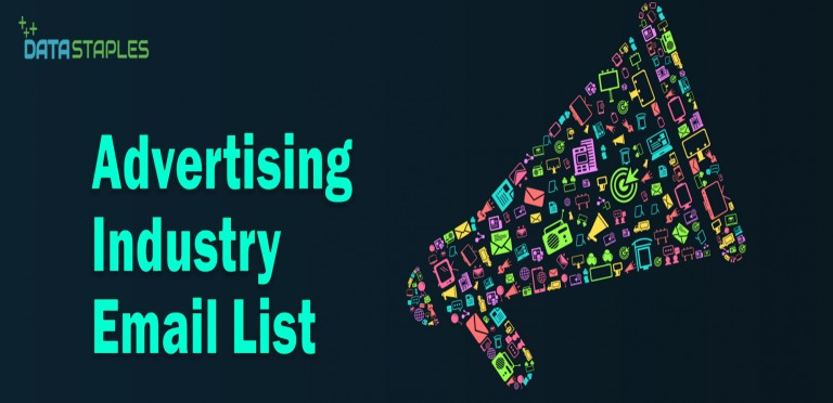 Advertising Industry Email List | DataStaples