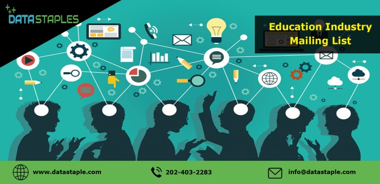 Education Industry Email List | DataStaples