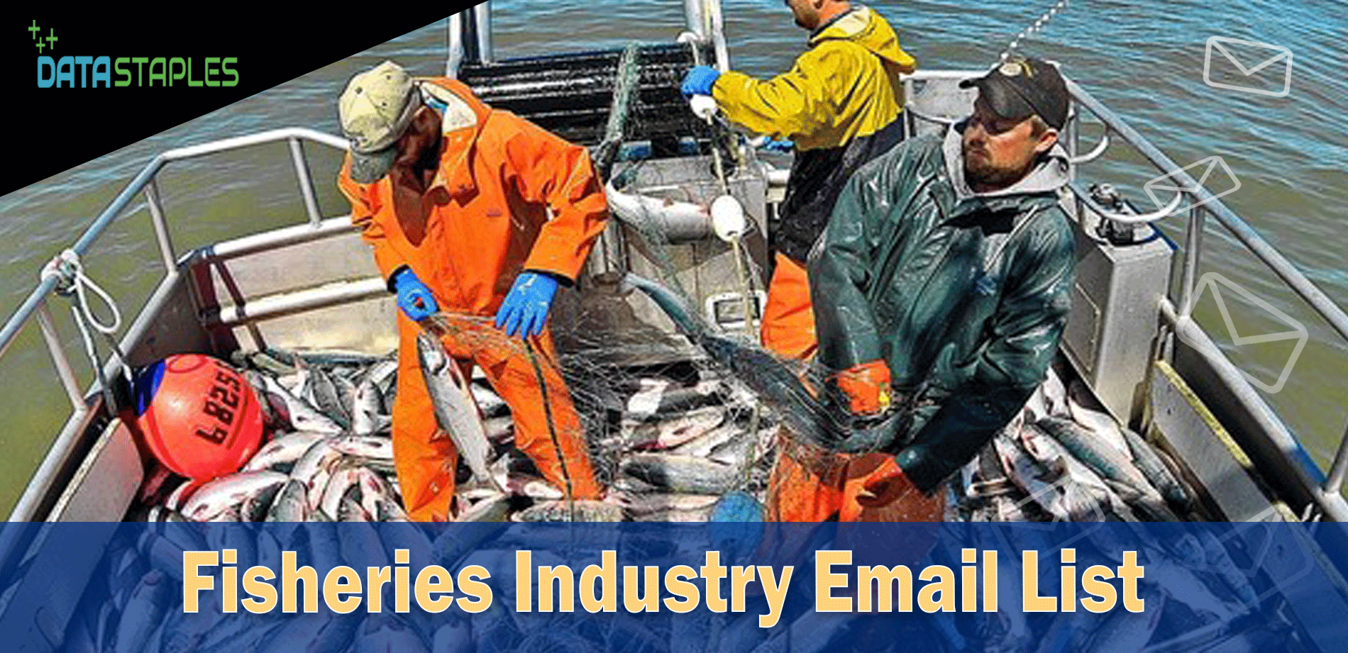 Fisheries Industry Email List | DataStaples
