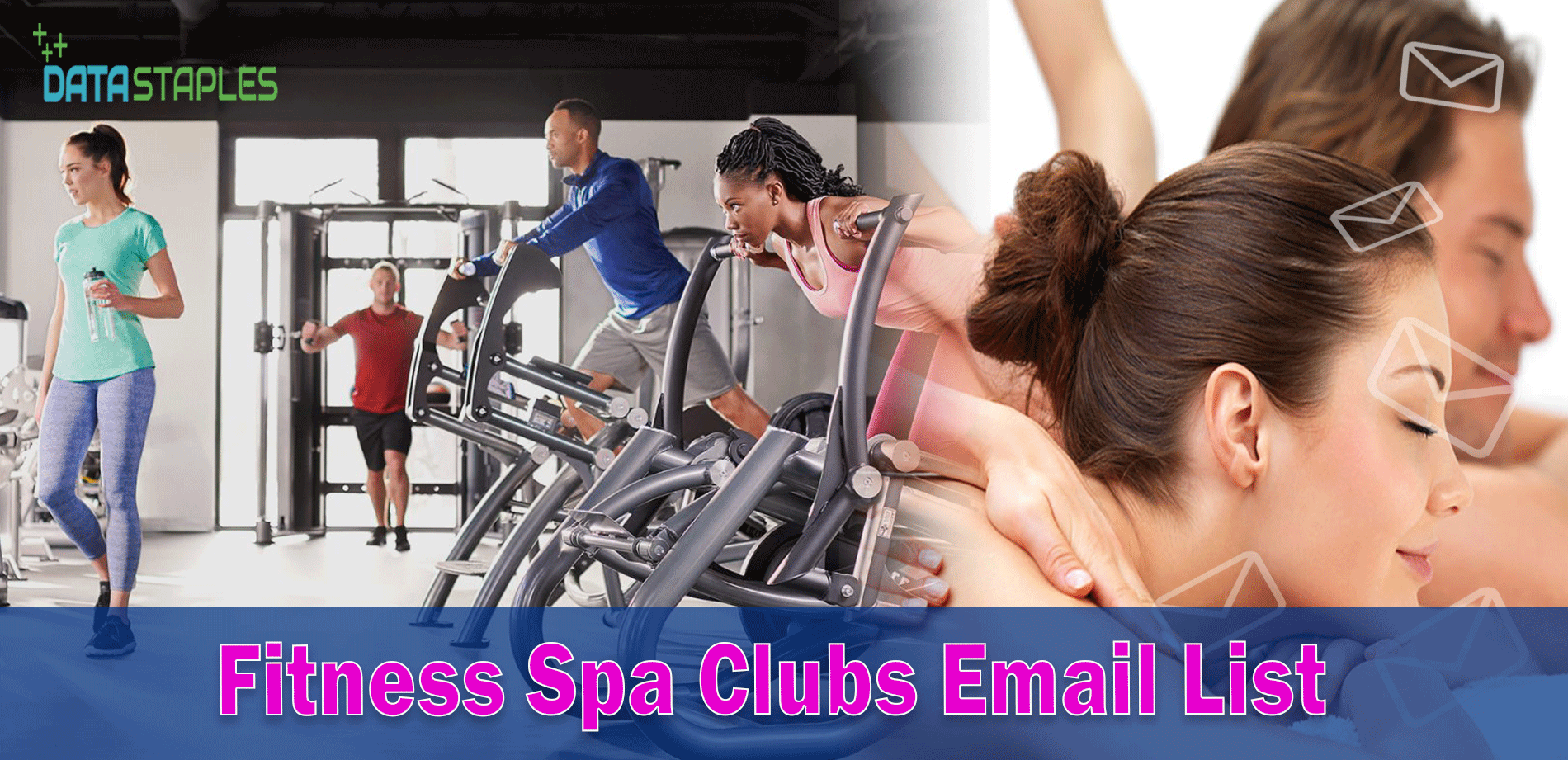 Fitness Spa Clubs Email List | DataStaples