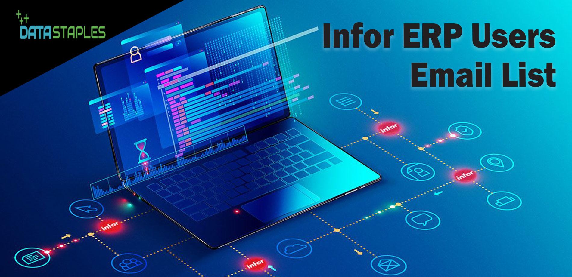 Infor ERP Users Mailing List | DataStaples