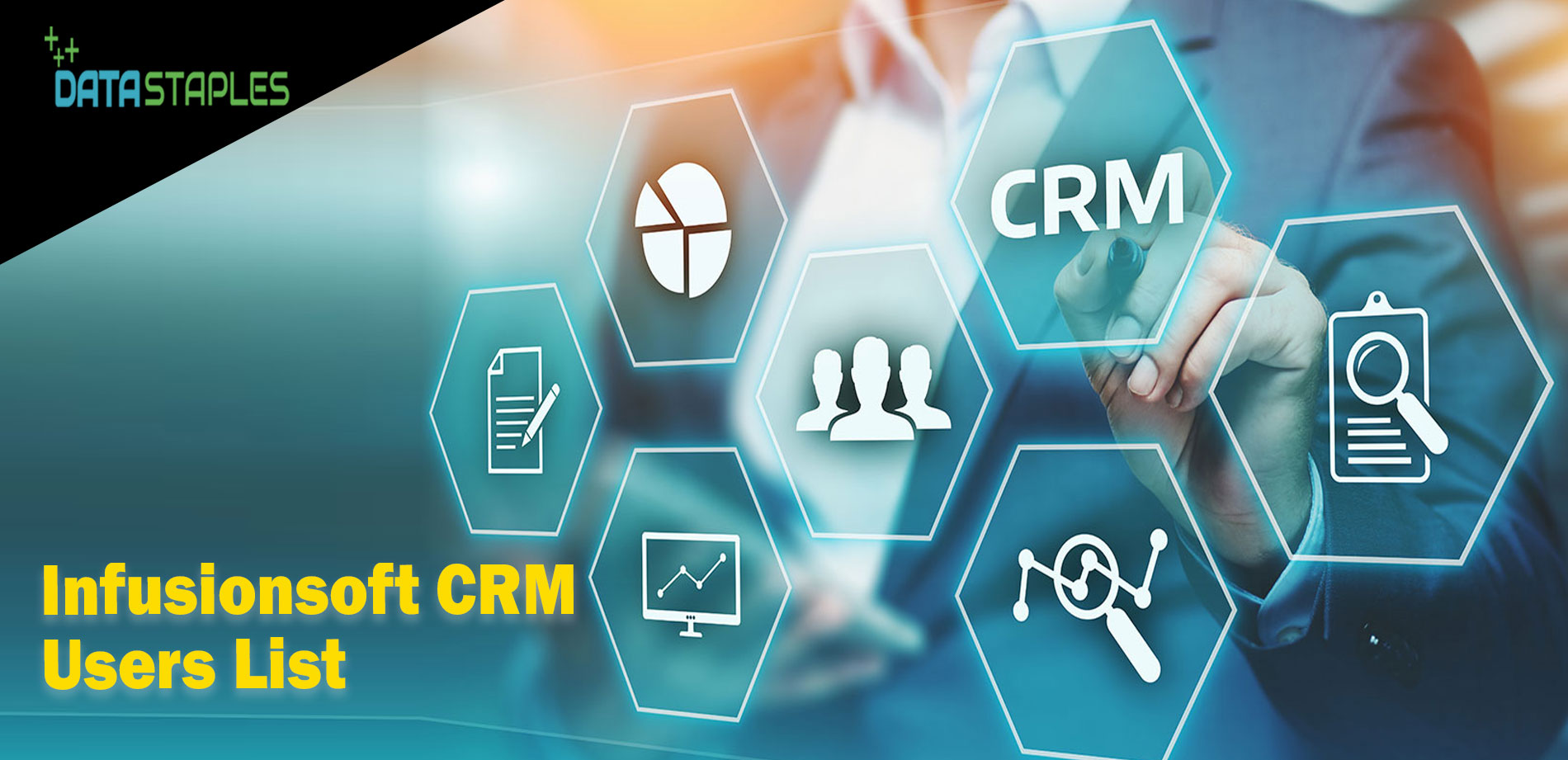 Infusionsoft CRM Users Mailing List   DataStaples