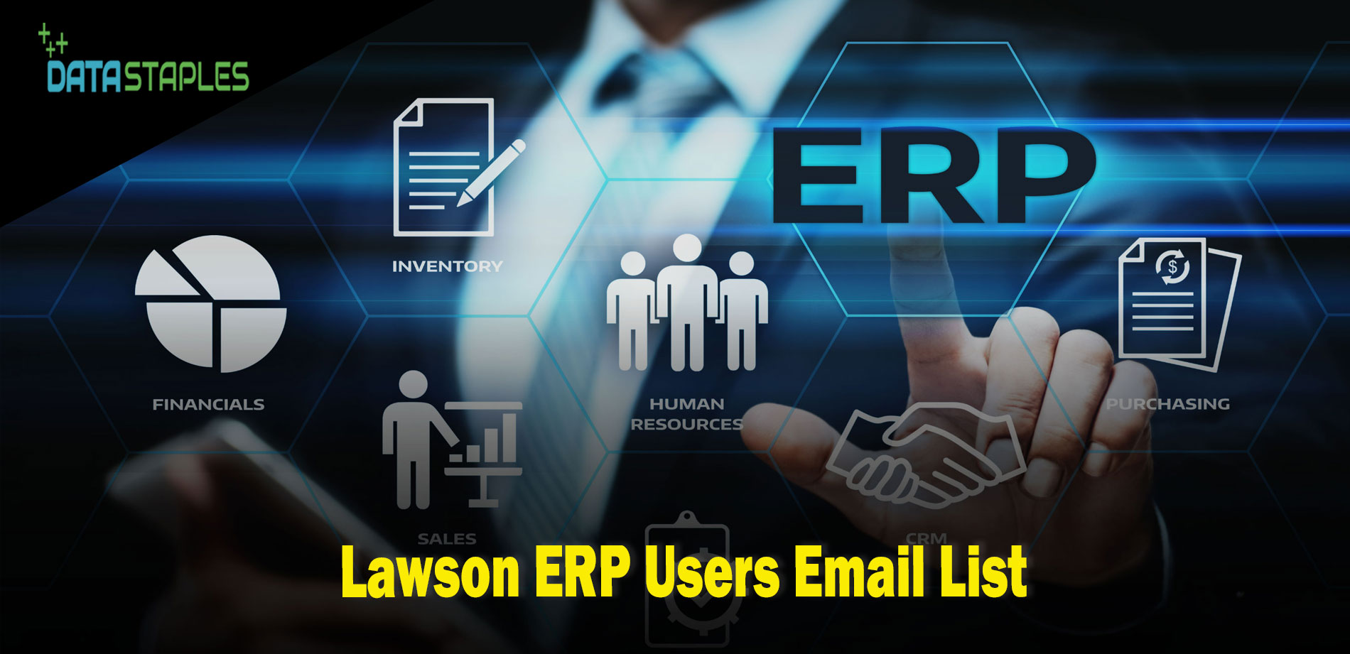 Lawson ERP Users Email List | DataStaples