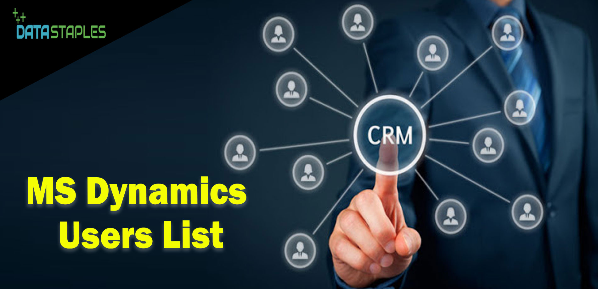MS Dynamics CRM Users Mailing List | DataStaples