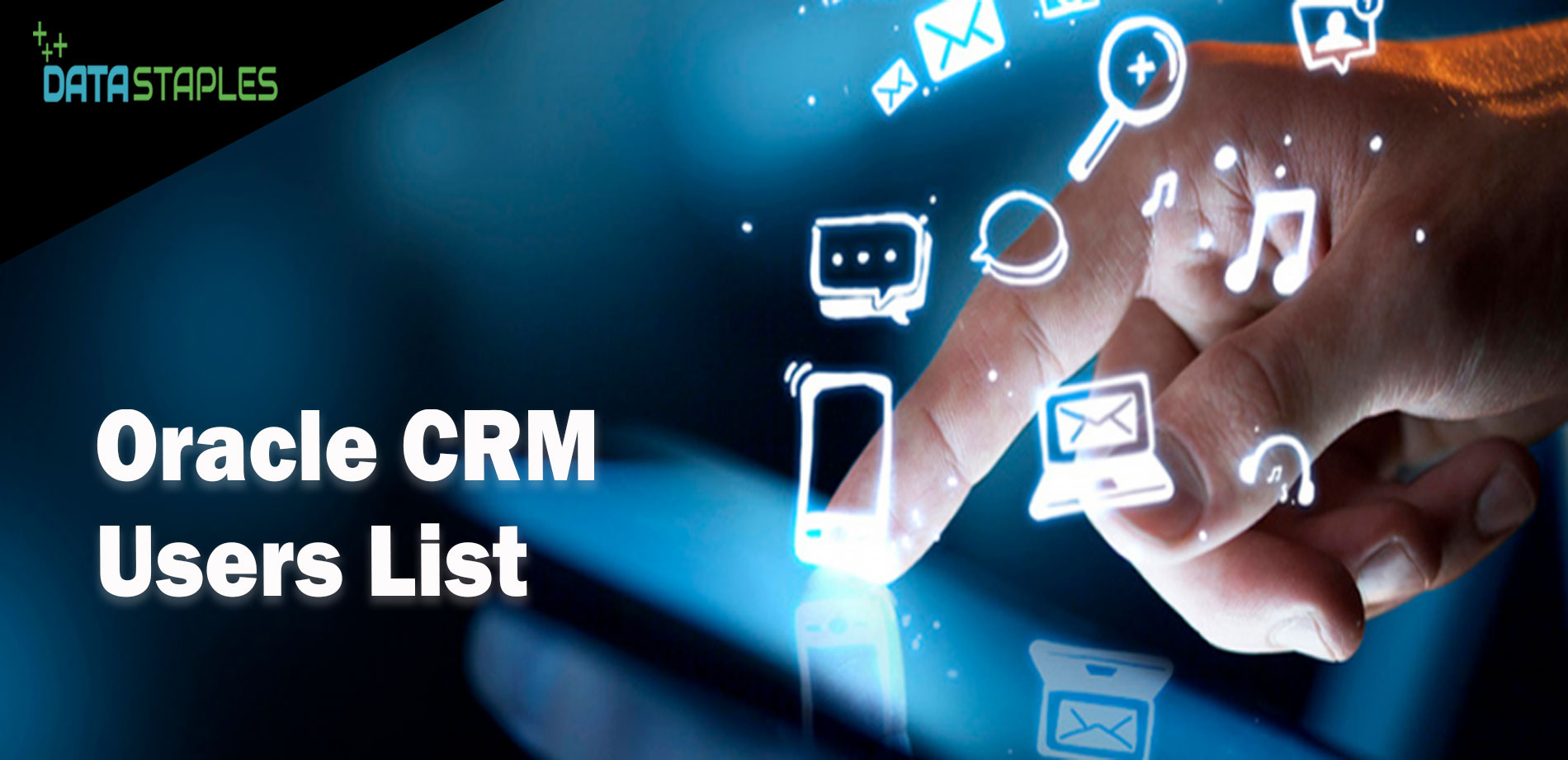 Oracle CRM Users Mailing List | DataStaples