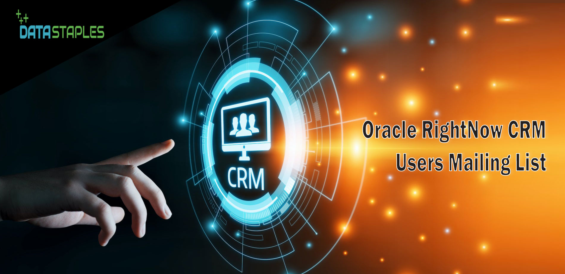 Oracle RightNow CRM Users Mailing List | DataStaples