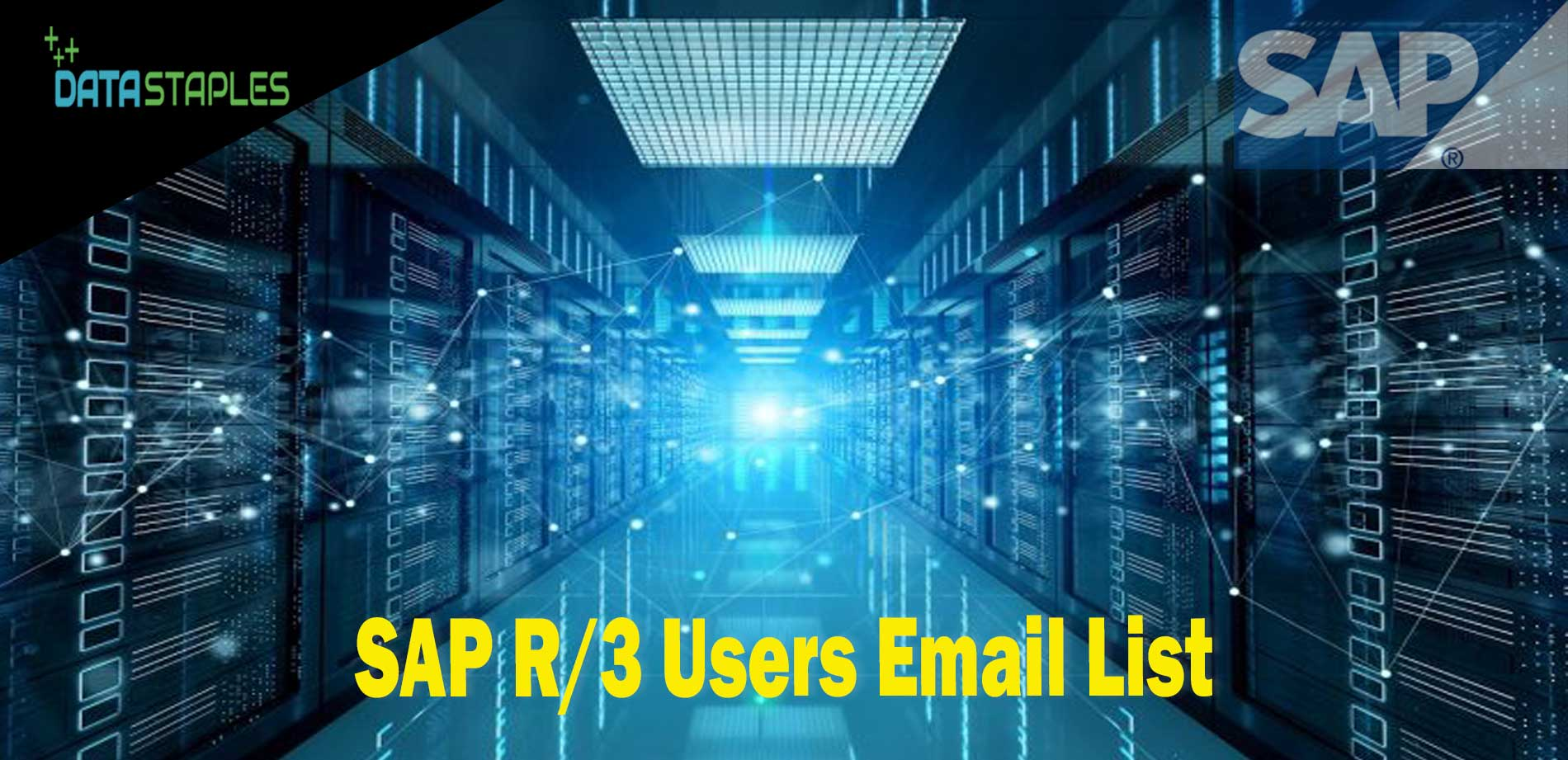 SAP R/3 Users Email List   DataStaples