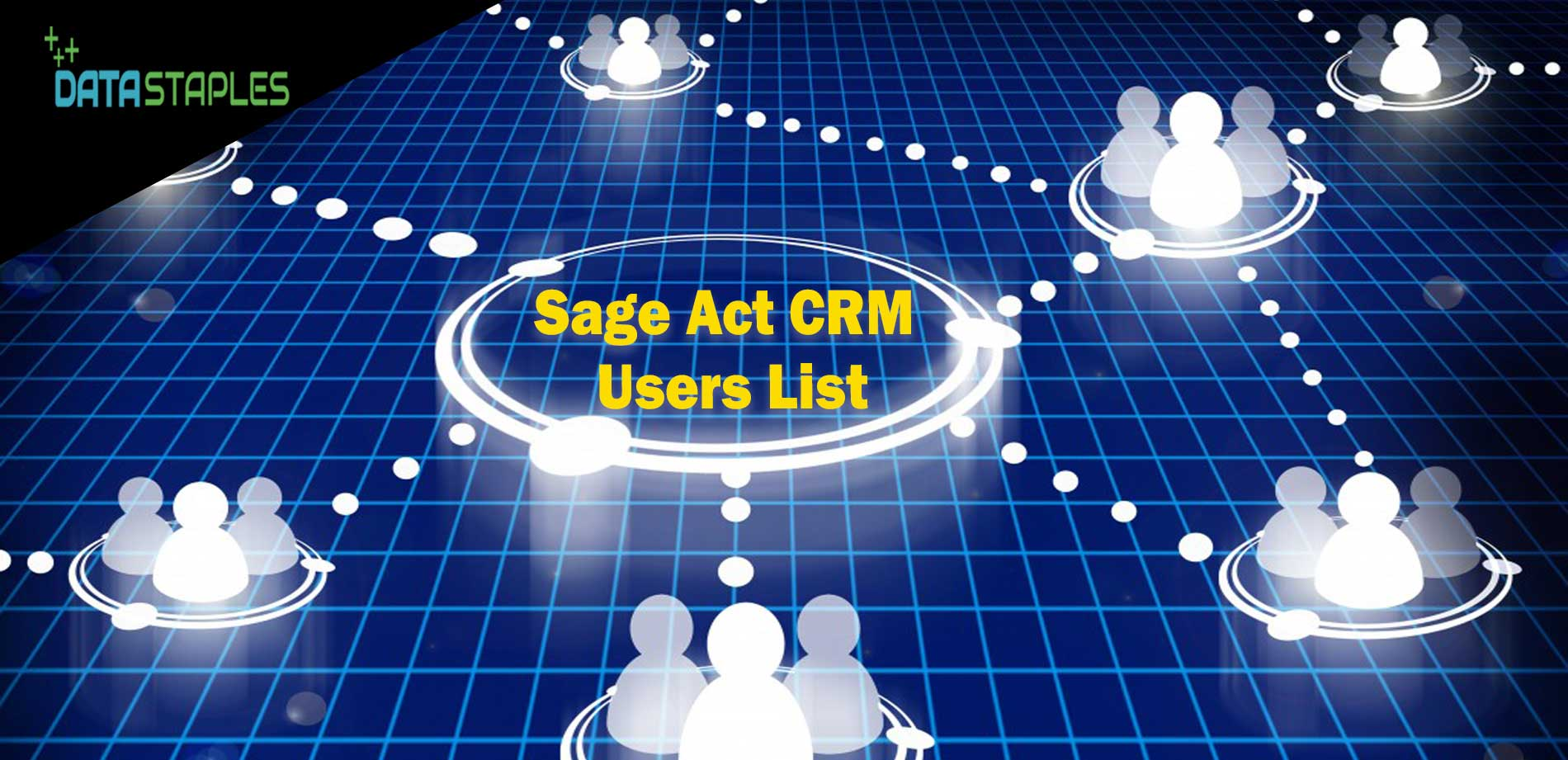 Sage Act CRM Users Mailing List   DataStaples