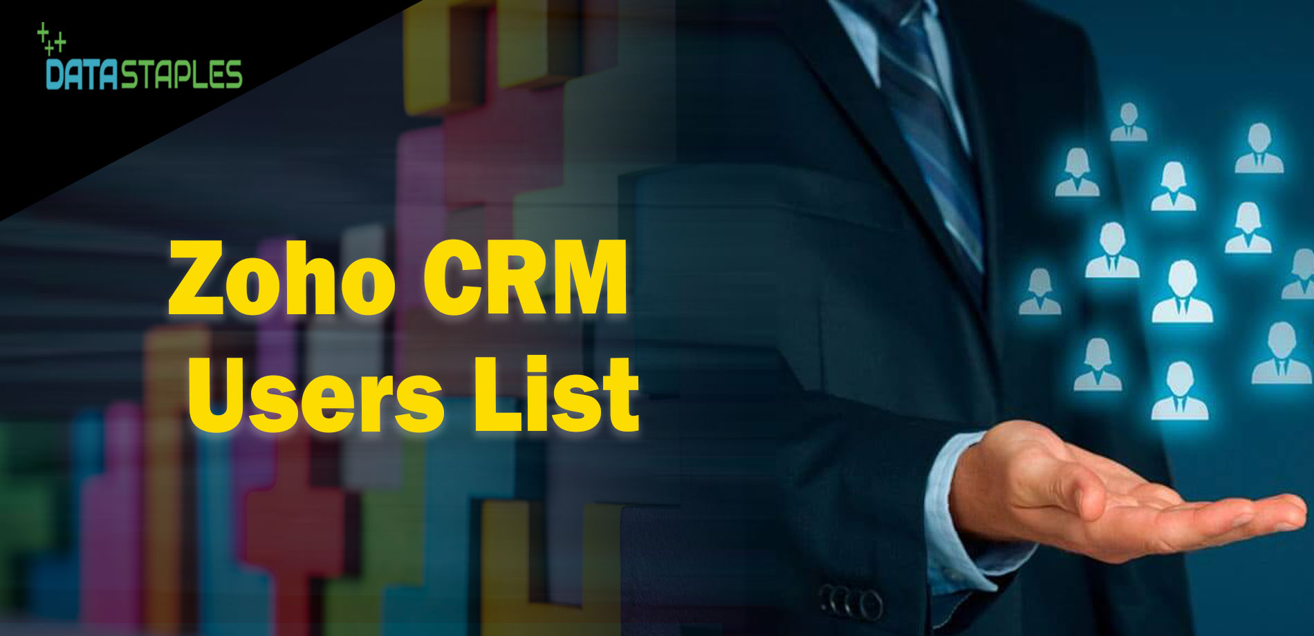 Zoho CRM Users Mailing List | DataStaples