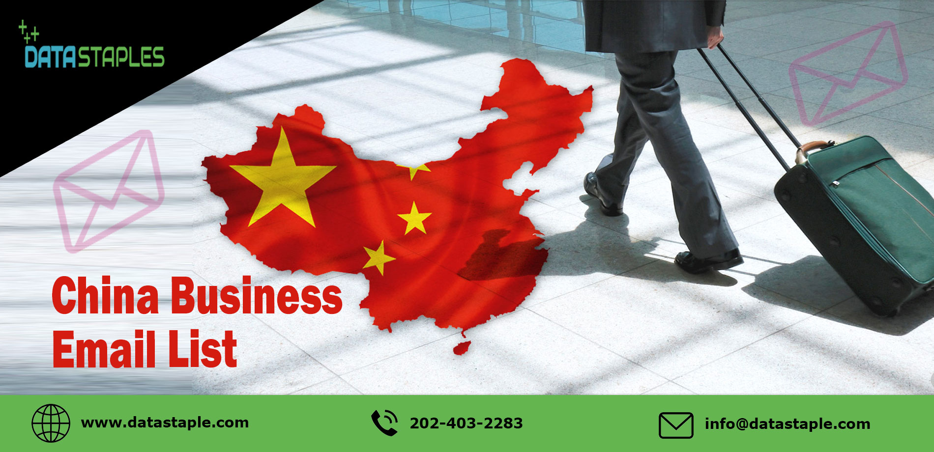 China Business Email List   DataStaples