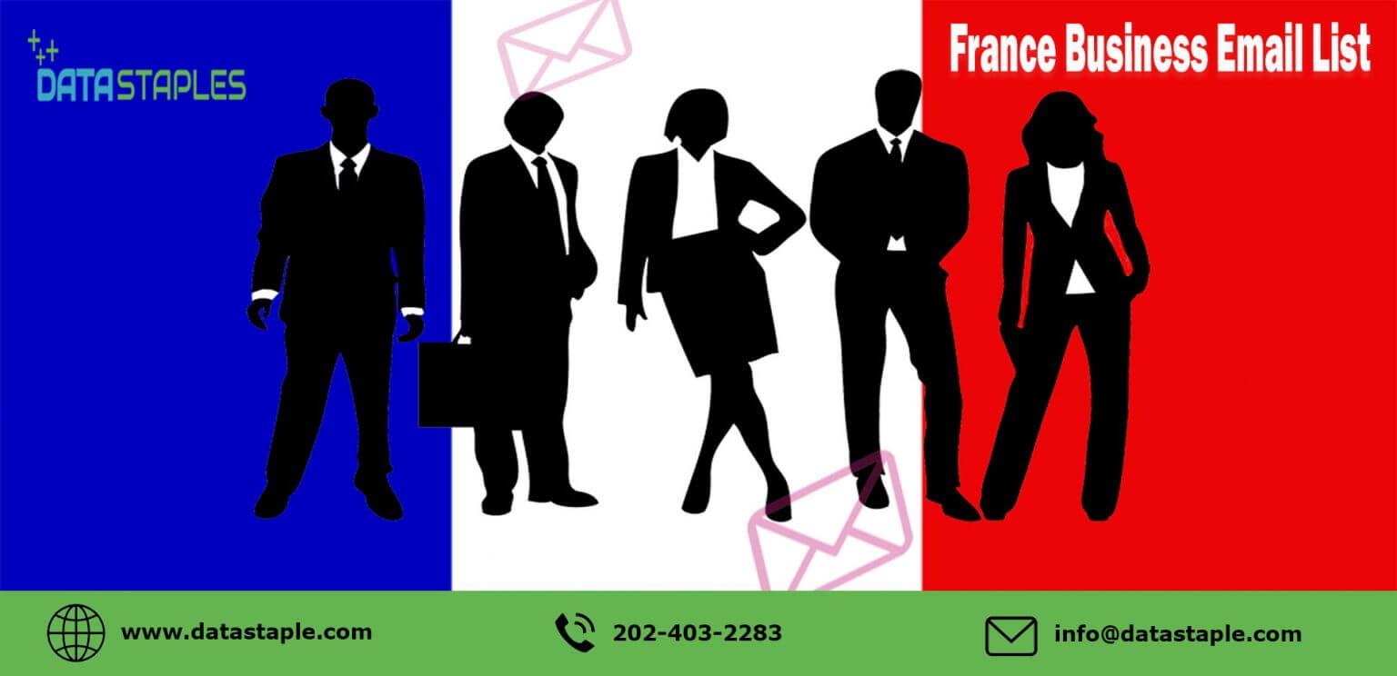 France Business Email List   DataStaples