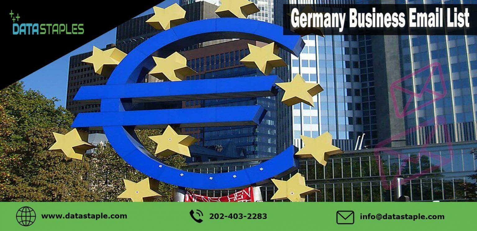 Germany Business Email List   DataStaples