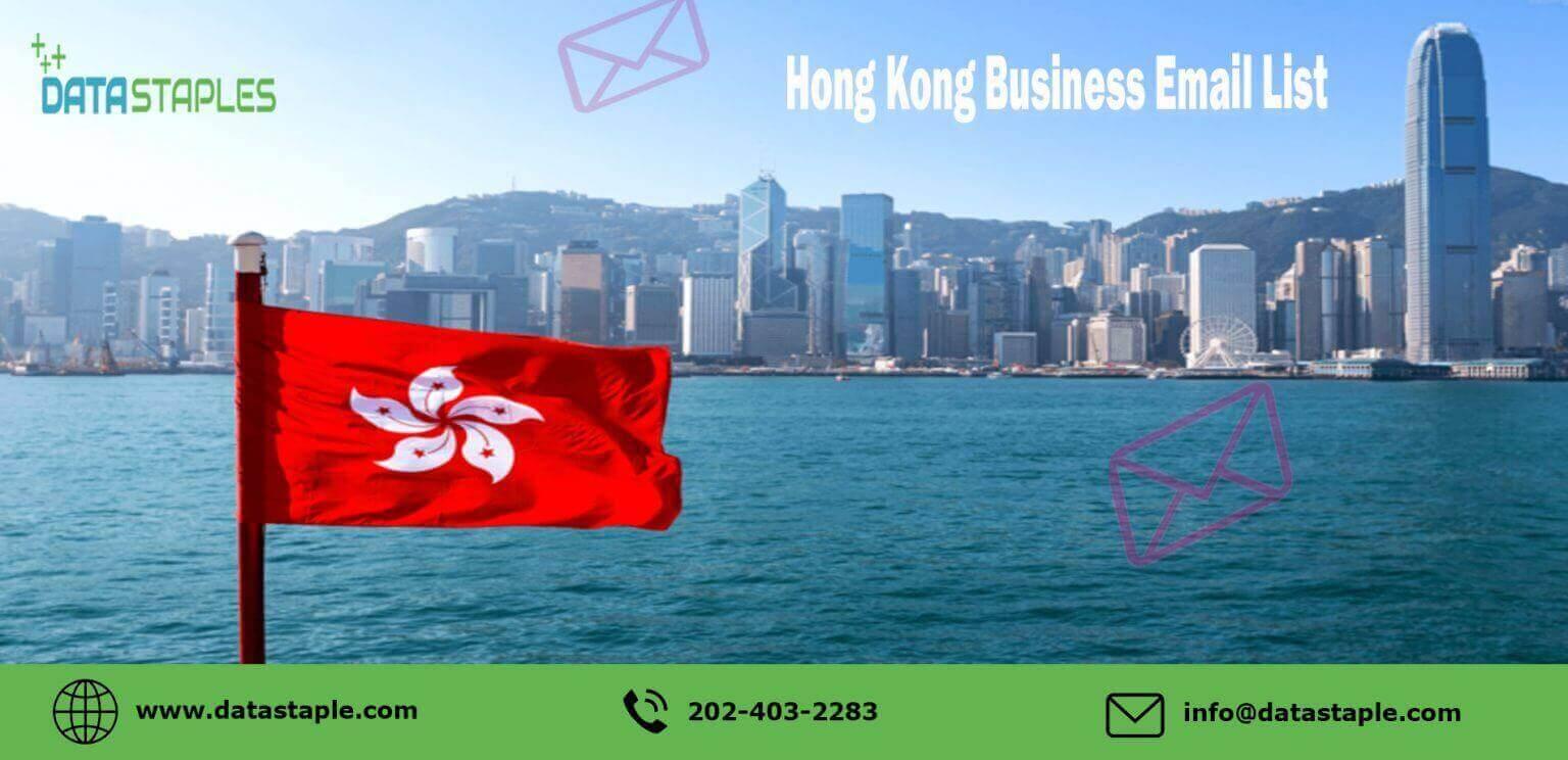Hong Kong Business Email List | DataStaples