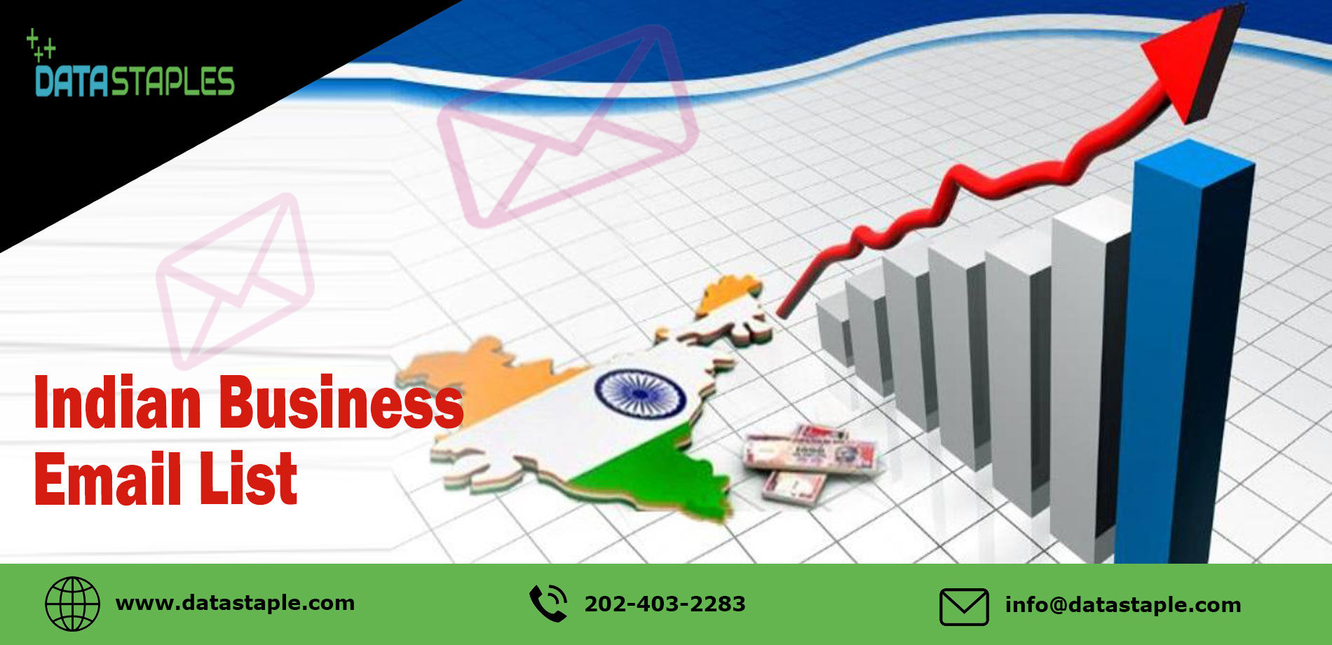 Indian Business Email List | DataStaples