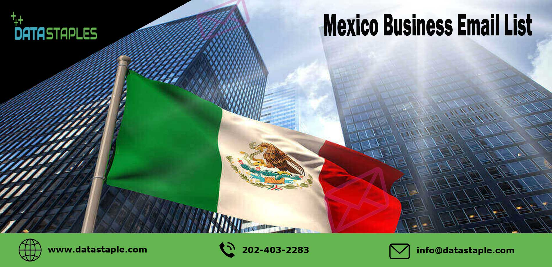 Mexico Business Email List   DataStaples