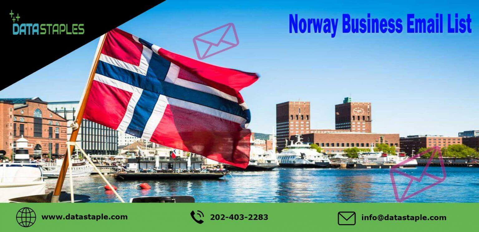 Norway Business Email List   DataStaples