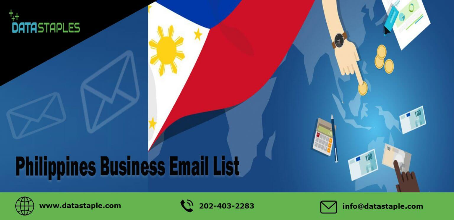 Philippines Business Email List   DataStaples