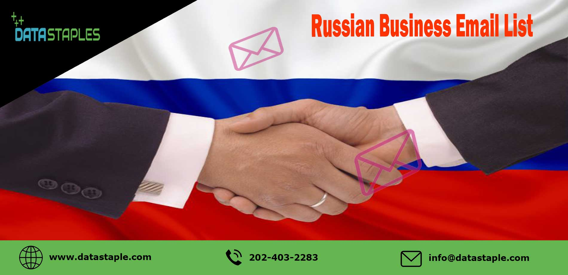 Russian Business Email List | DataStaples