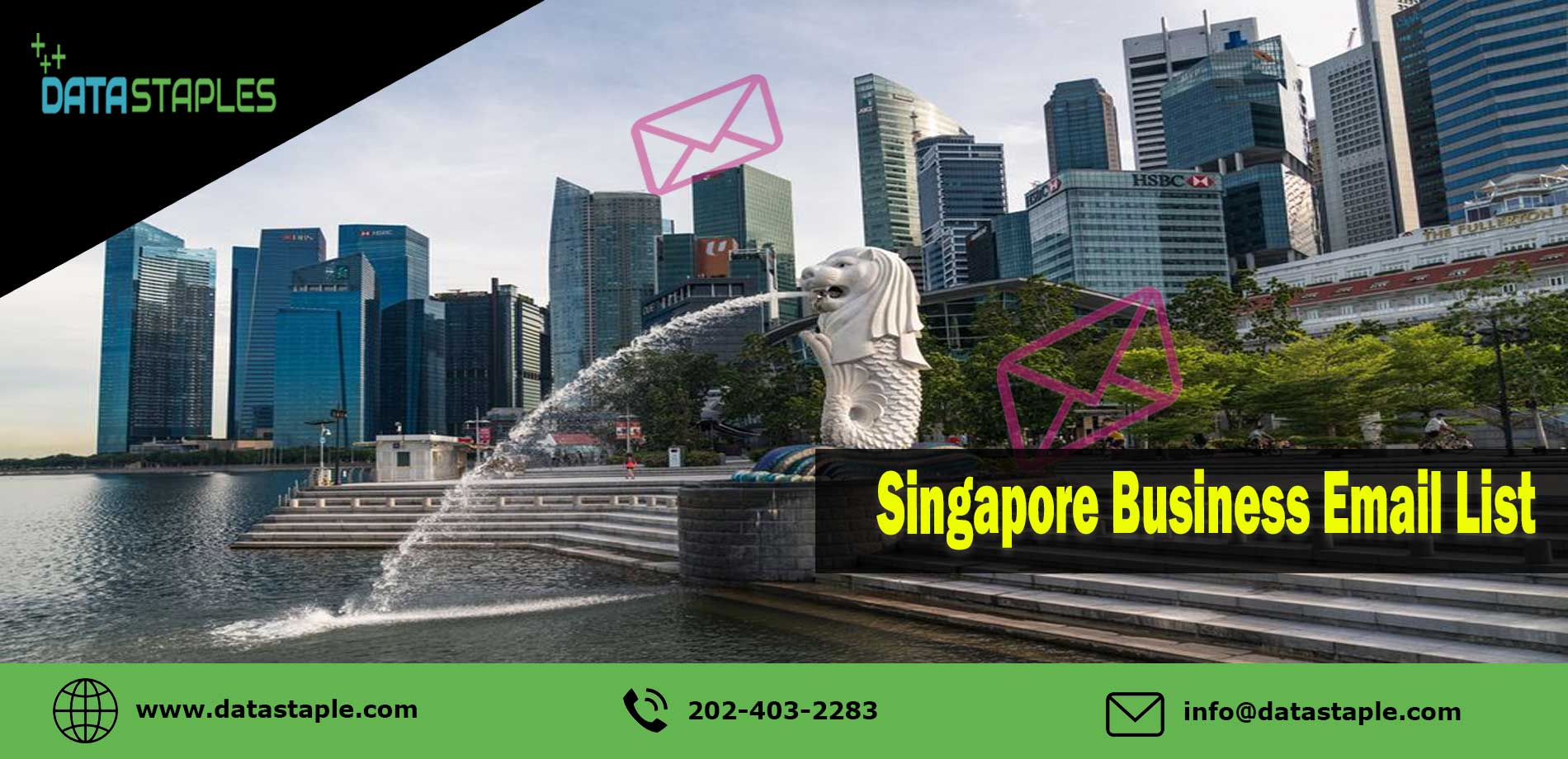 Singapore Business Email List   DataStaples