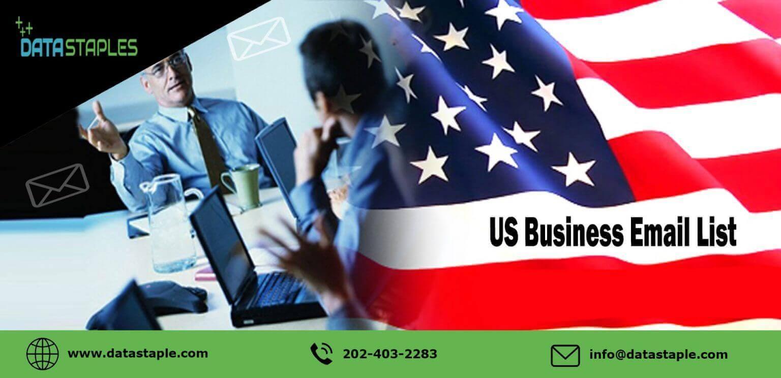 US Business Email List | DataStaples