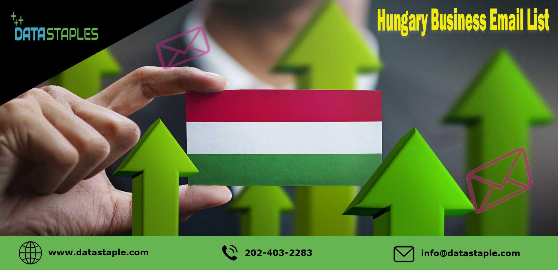Hungary Business Email List   DataStaples