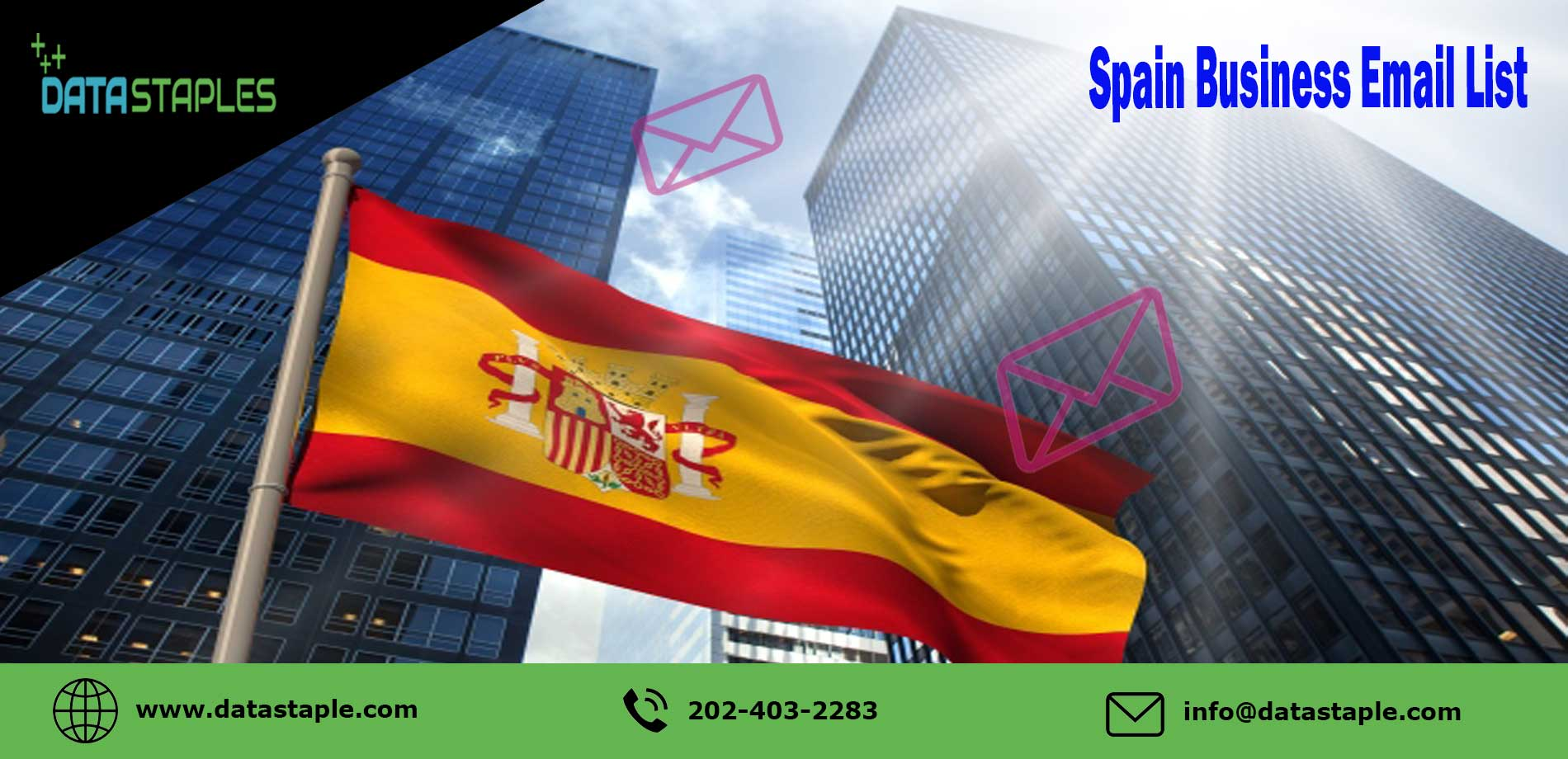 Spain Business Email List   DataStaples