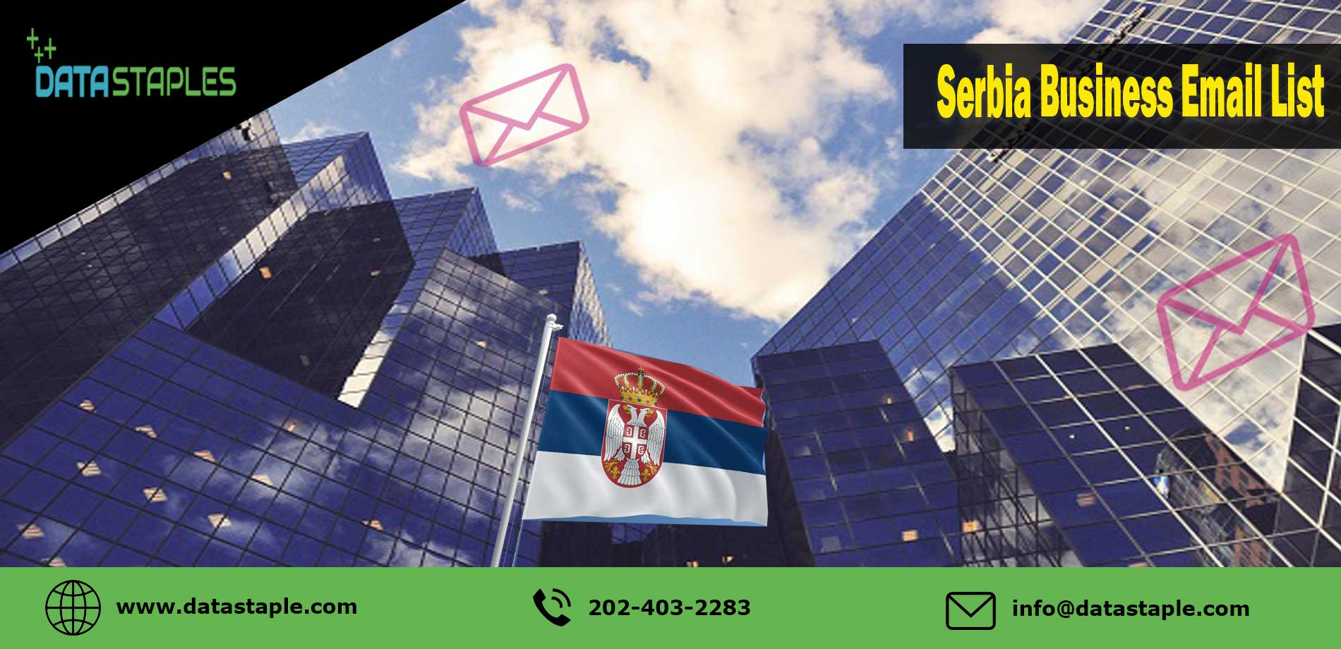 Serbia Business Email List | DataStaples