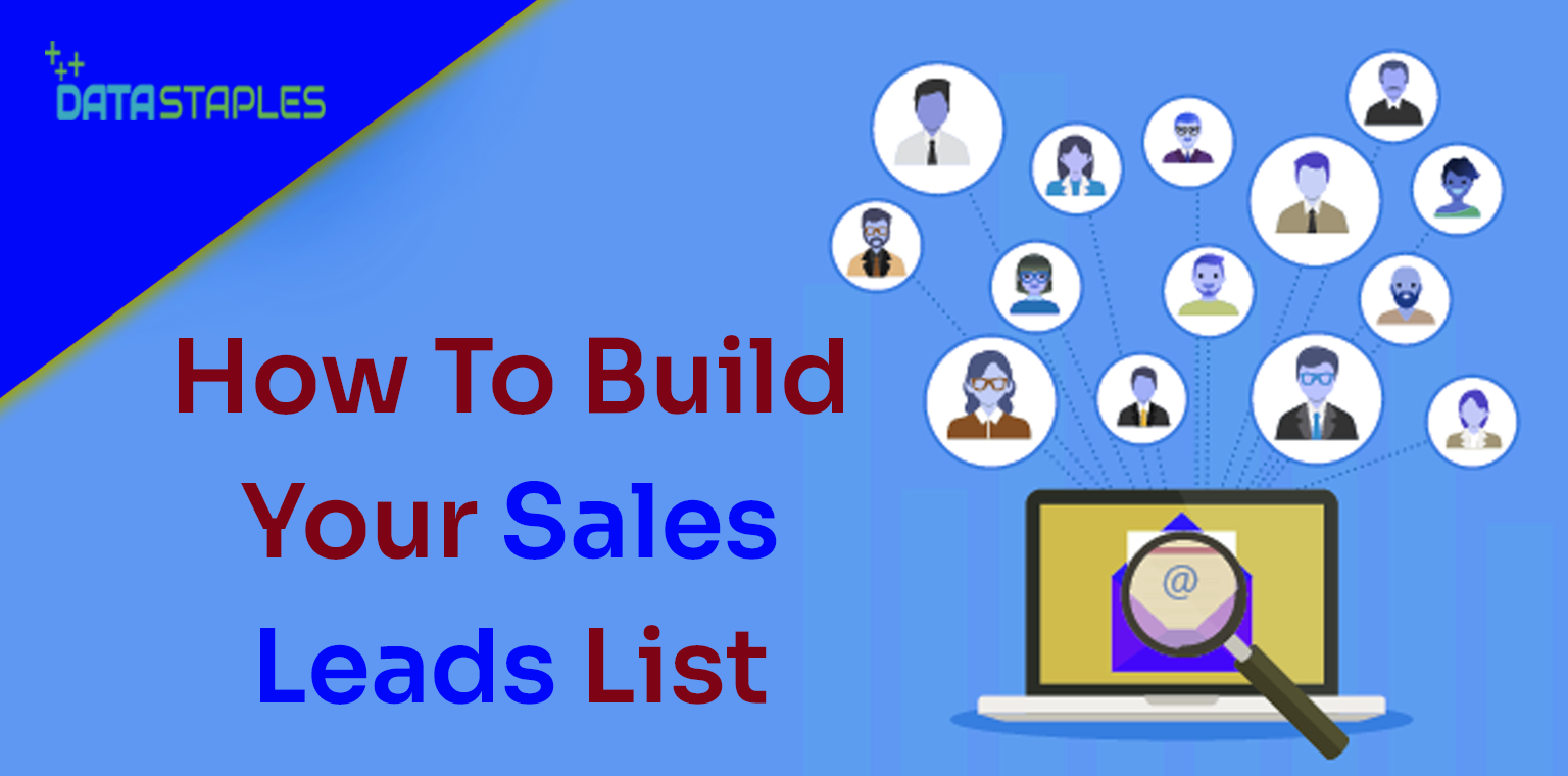 How to Build Your Sales Leads List | DataStaples