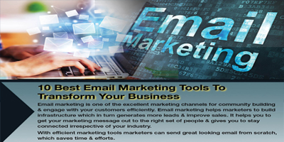 10 Best Email Marketing Tools To Transform Your Business | DataStaples