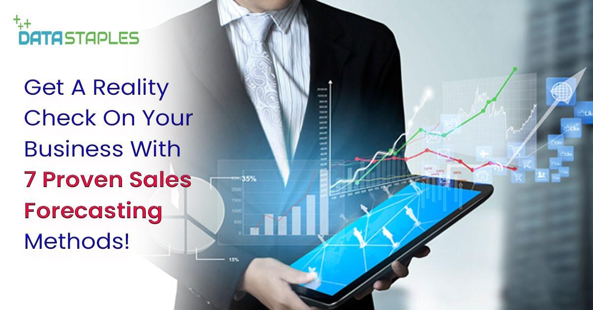 7 Proven Sales Forecasting Methods | DataStaples