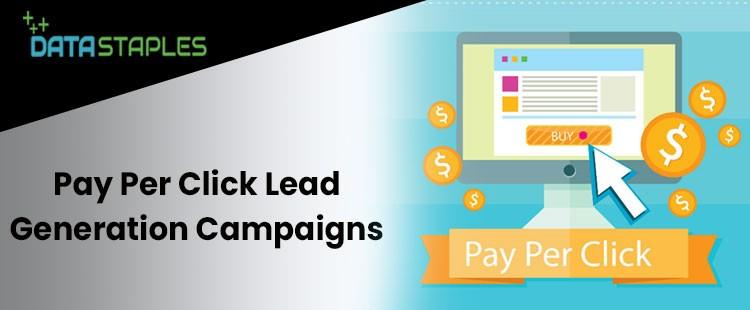 Pay Per Click Lead Generation Campaign | DataStaples