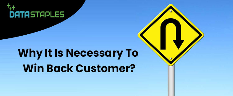 Why It Is Necessary To Win Back Your Customers | DataStaples